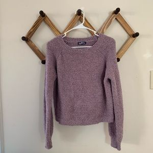 Freshman   Crop top sweater